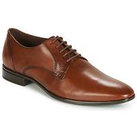 kengät Miehet Derby-kengät Carlington EMRONED Cognac