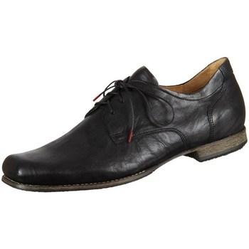 kengät Miehet Derby-kengät Think 88869000 Mustat