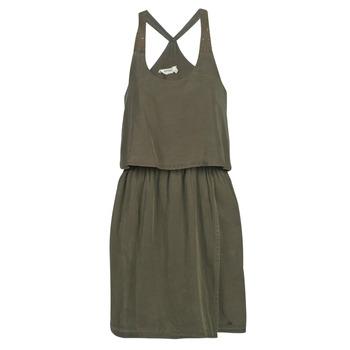 vaatteet Naiset Lyhyt mekko Kaporal FIXE Khaki