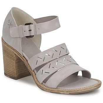 kengät Naiset Sandaalit ja avokkaat OXS ERABLI Grey