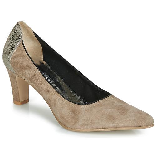 kengät Naiset Korkokengät Myma ELEGANCY Beige