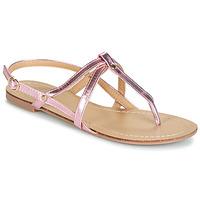 kengät Naiset Sandaalit ja avokkaat Moony Mood JEKERINE Pink / Metallinen