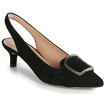 kengät Naiset Korkokengät Unisa JALIS Black