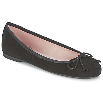 kengät Naiset Balleriinat Pretty Ballerinas ANGELIS Black