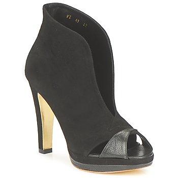 kengät Naiset Nilkkurit Gaspard Yurkievich A9-VAR7 Black