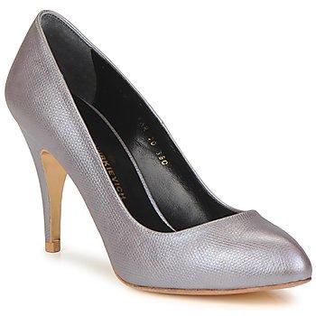 kengät Naiset Korkokengät Gaspard Yurkievich E10-VAR6 Violetti / Metallinen