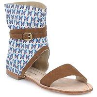 kengät Naiset Sandaalit ja avokkaat Paul & Joe Sister ARMINE Brown