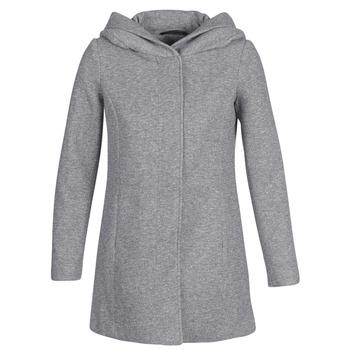 vaatteet Naiset Paksu takki Vero Moda VMVERODONA Grey