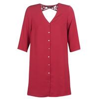 vaatteet Naiset Lyhyt mekko Vero Moda VMRICKY Bordeaux