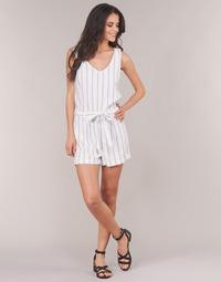 vaatteet Naiset Jumpsuits / Haalarit Vero Moda VMANNA White / Blue