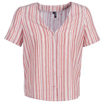 vaatteet Naiset Topit / Puserot Vero Moda VMESTHER Red