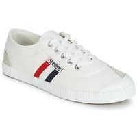 kengät Matalavartiset tennarit Kawasaki RETRO White