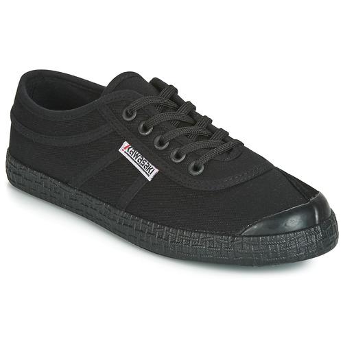 kengät Matalavartiset tennarit Kawasaki ORIGINAL Musta