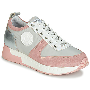 kengät Naiset Matalavartiset tennarit Pataugas TESSA Grey / Pink
