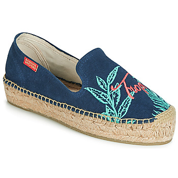 kengät Naiset Espadrillot Banana Moon VERAO Sininen