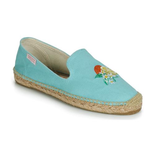 kengät Naiset Espadrillot Banana Moon LAIRIS Blue