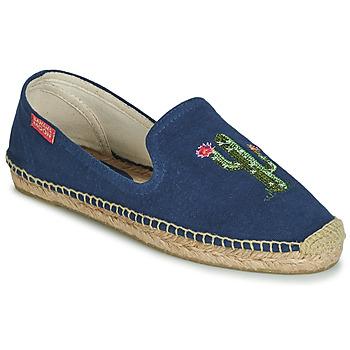 kengät Naiset Espadrillot Banana Moon OZZIE Blue