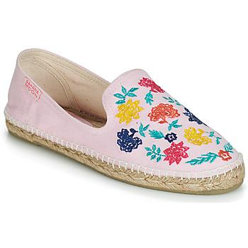 kengät Naiset Espadrillot Banana Moon IASMIN Beige