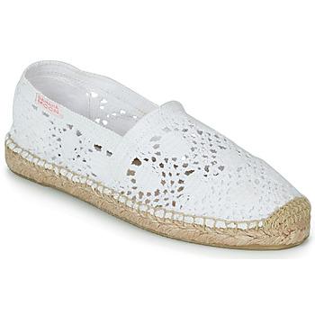 kengät Naiset Espadrillot Banana Moon NIWI White