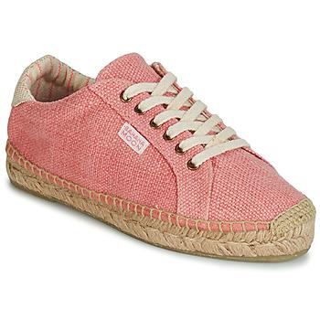 kengät Naiset Matalavartiset tennarit Banana Moon PACEY Pink