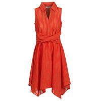 vaatteet Naiset Lyhyt mekko Derhy EMBARCATION Red