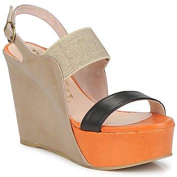 kengät Naiset Sandaalit ja avokkaat Paco Gil RITMO OULA Multicolour