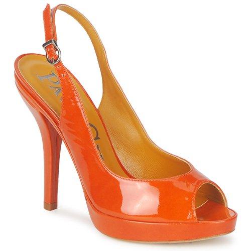 kengät Naiset Sandaalit ja avokkaat Paco Gil STAR FIZO Orange