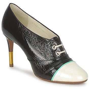 kengät Naiset Nilkkurit Michel Perry 12691 Nacre-nero