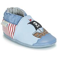 kengät Pojat Vauvan tossut Robeez PIRATE'S BOAT Blue