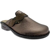 kengät Miehet Puukengät Calzaturificio Loren LOM2743pi grigio