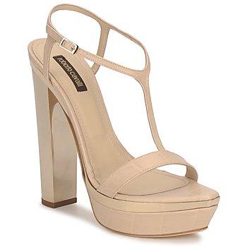 kengät Naiset Sandaalit ja avokkaat Roberto Cavalli RDS735 BEIGE / Nude