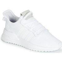 kengät Miehet Matalavartiset tennarit adidas Originals U_PATH RUN White