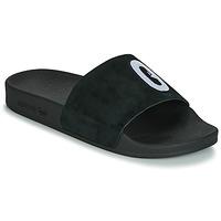 kengät Naiset Matalavartiset tennarit adidas Originals ADILETTE W Black