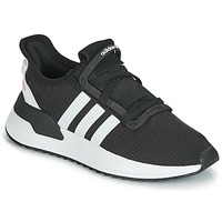 kengät Lapset Matalavartiset tennarit adidas Originals U_PATH RUN J Black
