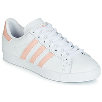 kengät Naiset Matalavartiset tennarit adidas Originals COURSTAR White / Pink