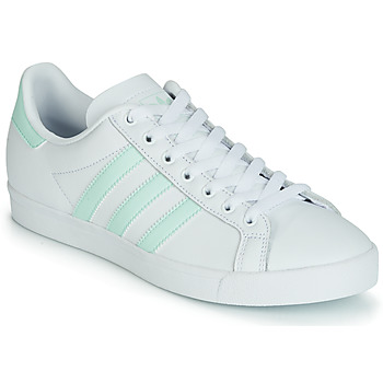 kengät Naiset Matalavartiset tennarit adidas Originals COURSTAR White / Blue