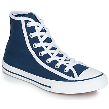 kengät Lapset Korkeavartiset tennarit Converse CHUCK TAYLOR ALL STAR GAMER CANVAS HI Blue