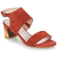 kengät Naiset Sandaalit ja avokkaat Metamorf'Ose EMBARQUA Red