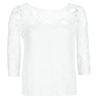 vaatteet Naiset Topit / Puserot Betty London CONSTANCE Valkoinen