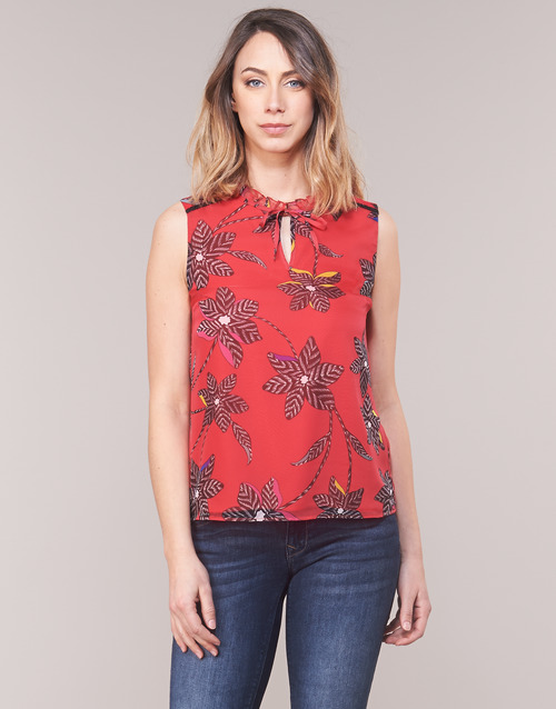 vaatteet Naiset Topit / Puserot One Step CLODIA Red