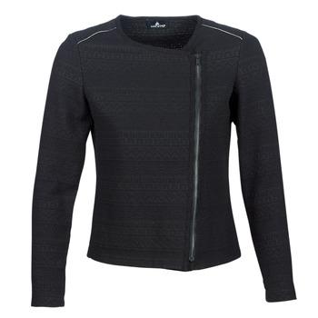 vaatteet Naiset Takit / Bleiserit One Step ROBI Musta