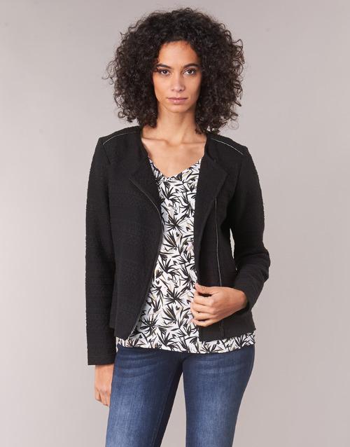 vaatteet Naiset Takit / Bleiserit One Step ROBI Black