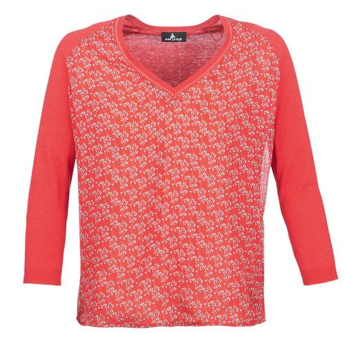 vaatteet Naiset Neulepusero One Step ROBINA Red