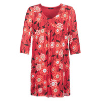 vaatteet Naiset Lyhyt mekko One Step RIEDO Punainen