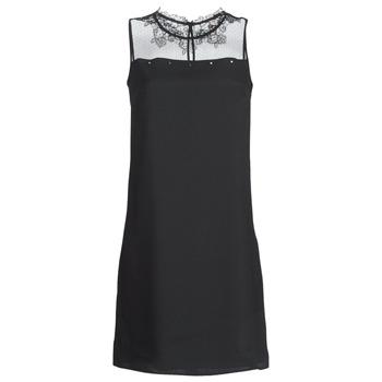 vaatteet Naiset Lyhyt mekko One Step TINA Musta