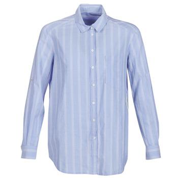 vaatteet Naiset Paitapusero / Kauluspaita Ikks BN12175-41 Blue