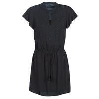 vaatteet Naiset Lyhyt mekko Ikks BN30035-02 Black