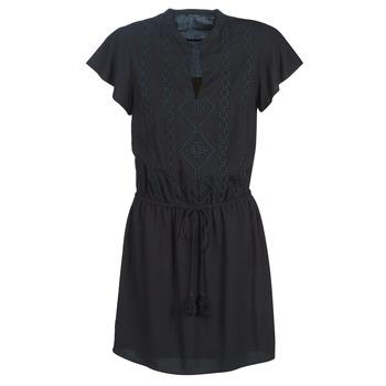 vaatteet Naiset Lyhyt mekko Ikks BN30035-02 Musta