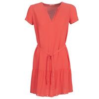 vaatteet Naiset Lyhyt mekko Ikks BN30115-35 Corail / Pink
