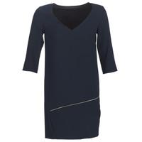 vaatteet Naiset Lyhyt mekko Ikks BN30305-49 Laivastonsininen